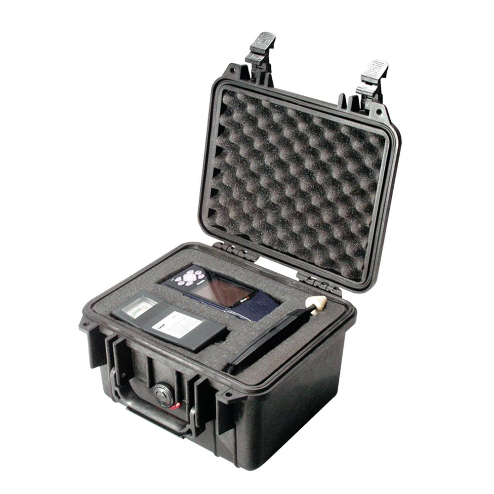 PELICAN 1300 CASE, BLACK W/FOAM