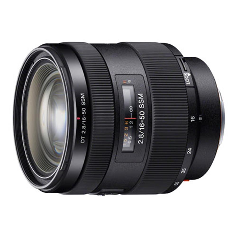 SONY ALPHA DT 16-50MM F2.8 SSM LENS