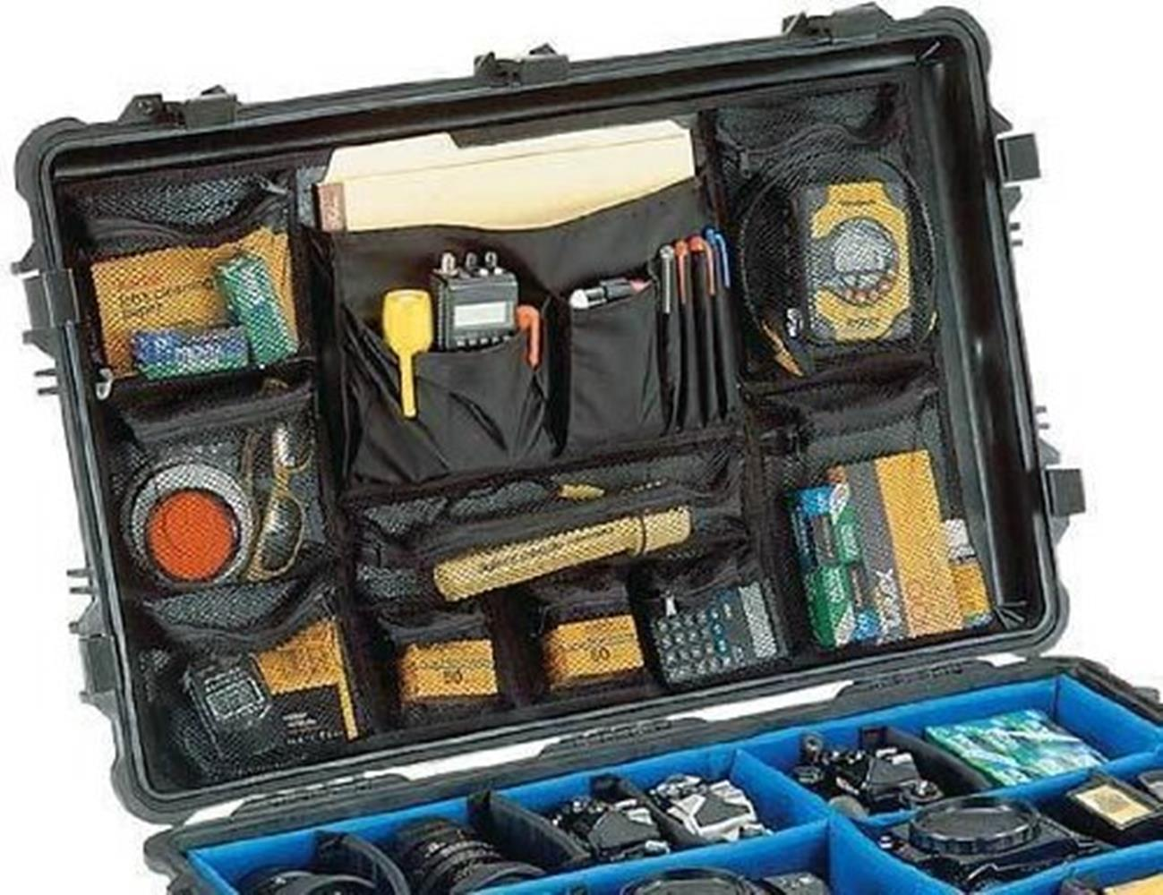 PELICAN LID ORGANIZER FOR 1650 CASE
