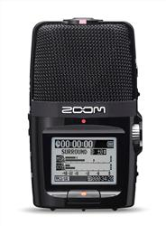 ZOOM H2N HANDY STEREO FIELD RECORDER