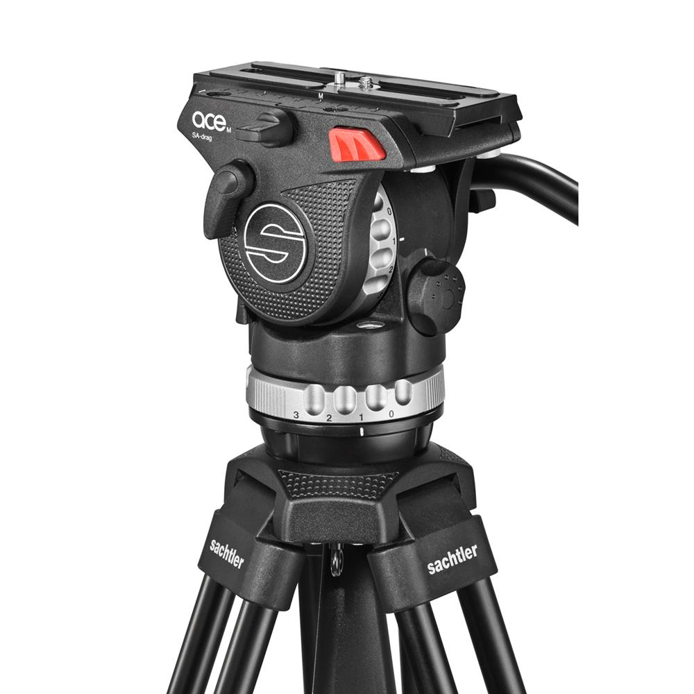 SACHTLER ACE W/MID-LEVEL SPREADER