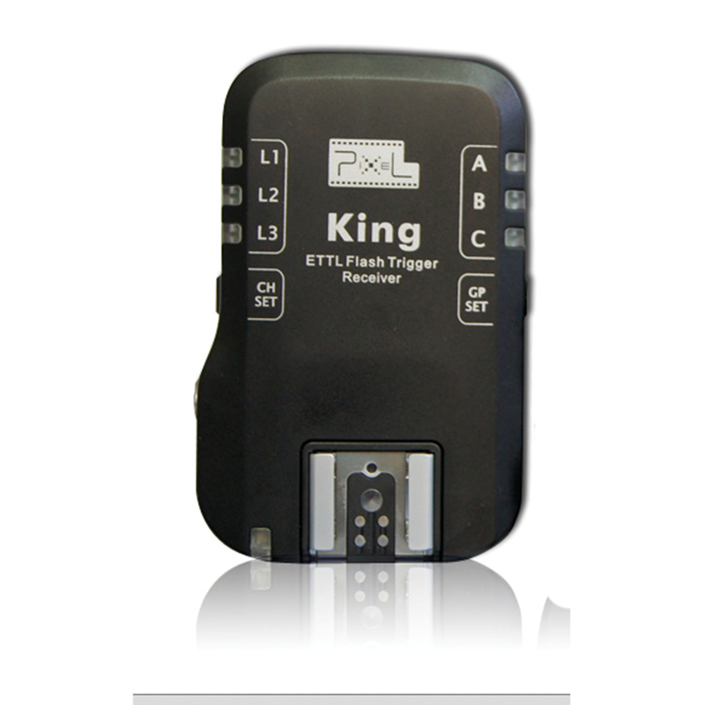PIXEL KING/C E-TTL RECEIVER ONLY CANON