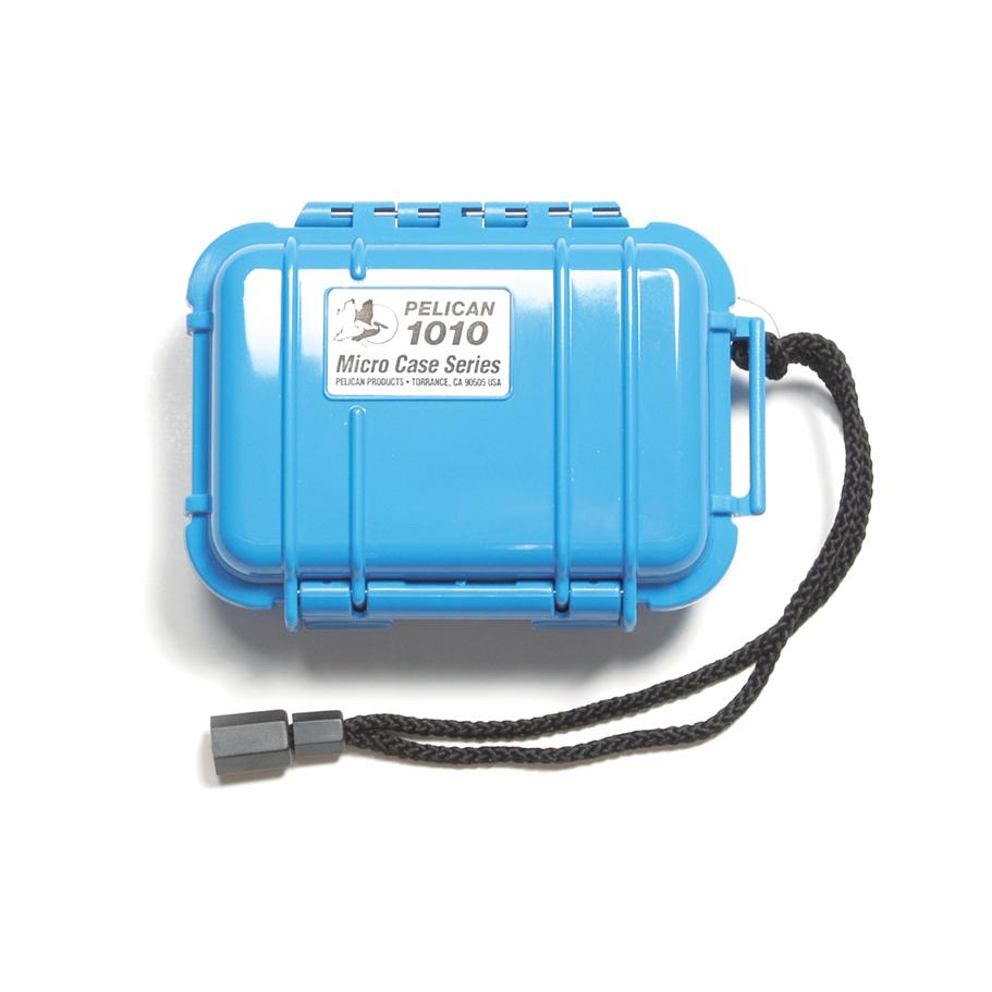 PELICAN 1010 MICRO CASE, BLUE
