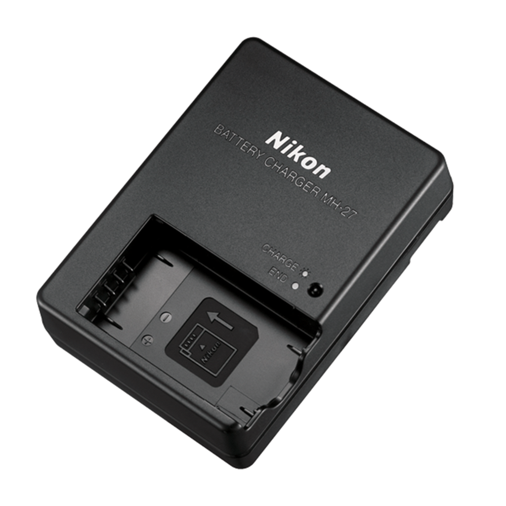 NIKON 1 MH-27 BATTERY CHARGER (EN-EL20)