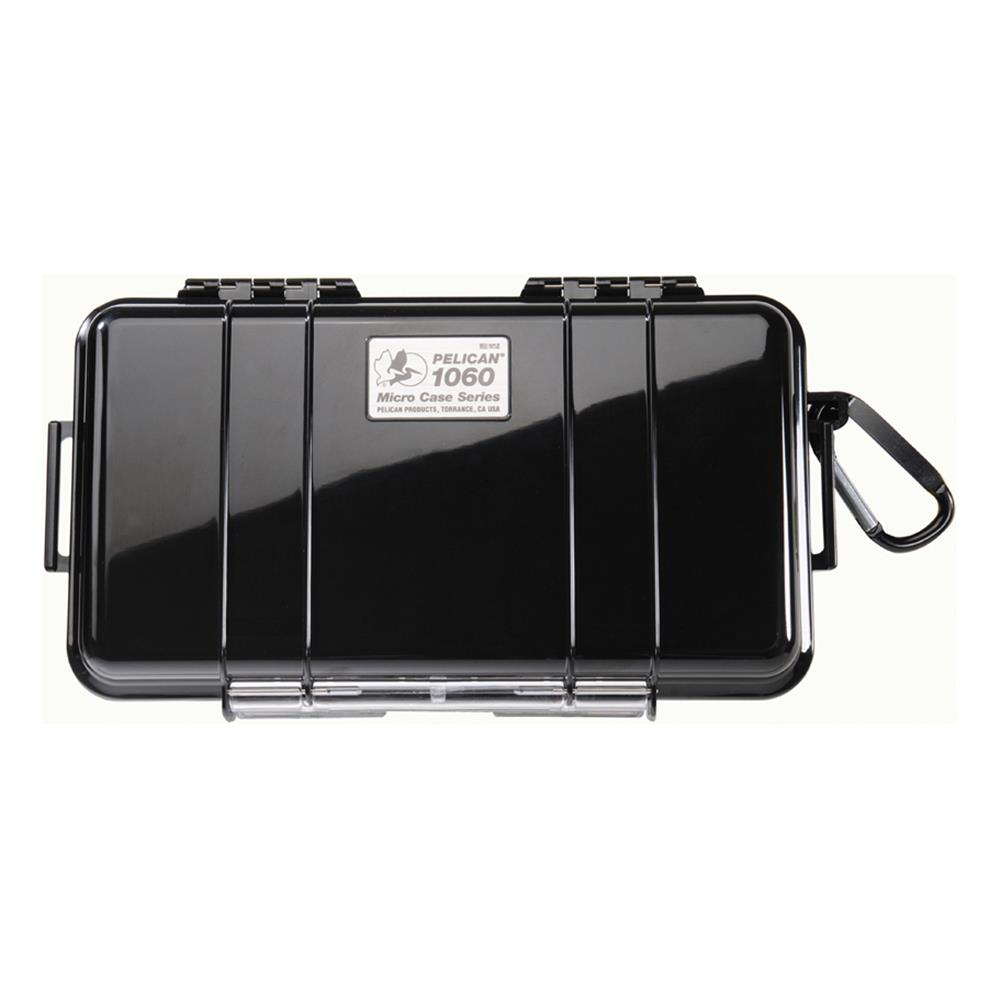 PELICAN 1060 MICRO CASE, BLACK
