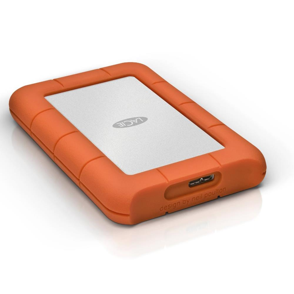 LACIE 1TB RUGGED MINI USB 3.0 DRIVE