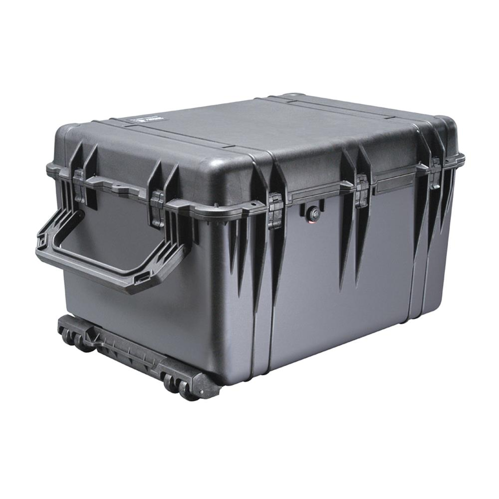 PELICAN 1660 CASE W/FOAM, BLACK