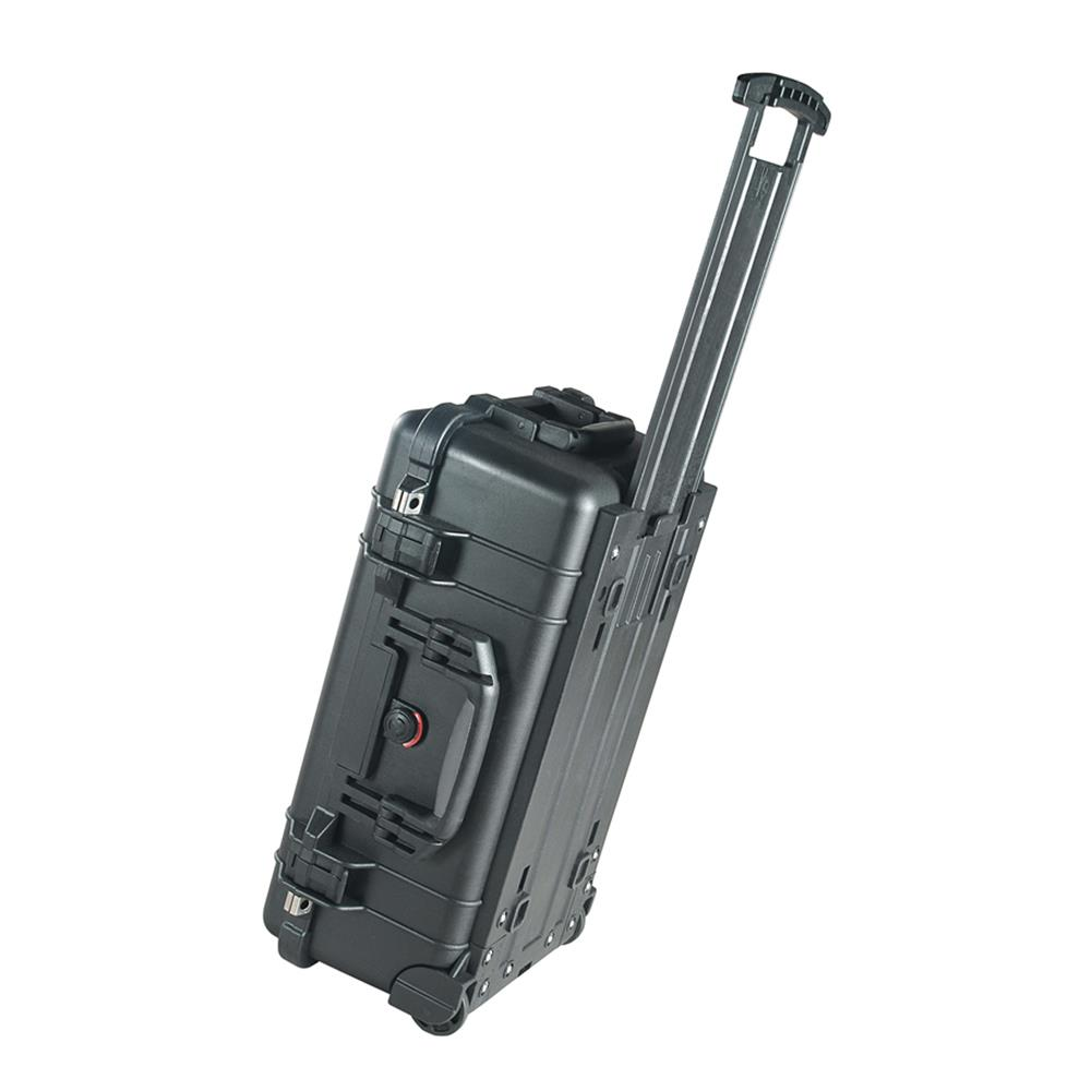 PELICAN 1510 CASE, BLACK W/FOAM