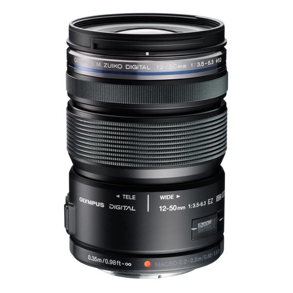 Olympus M.Zuiko ED 12-50mm f/3.5-6.3 EZ Lens