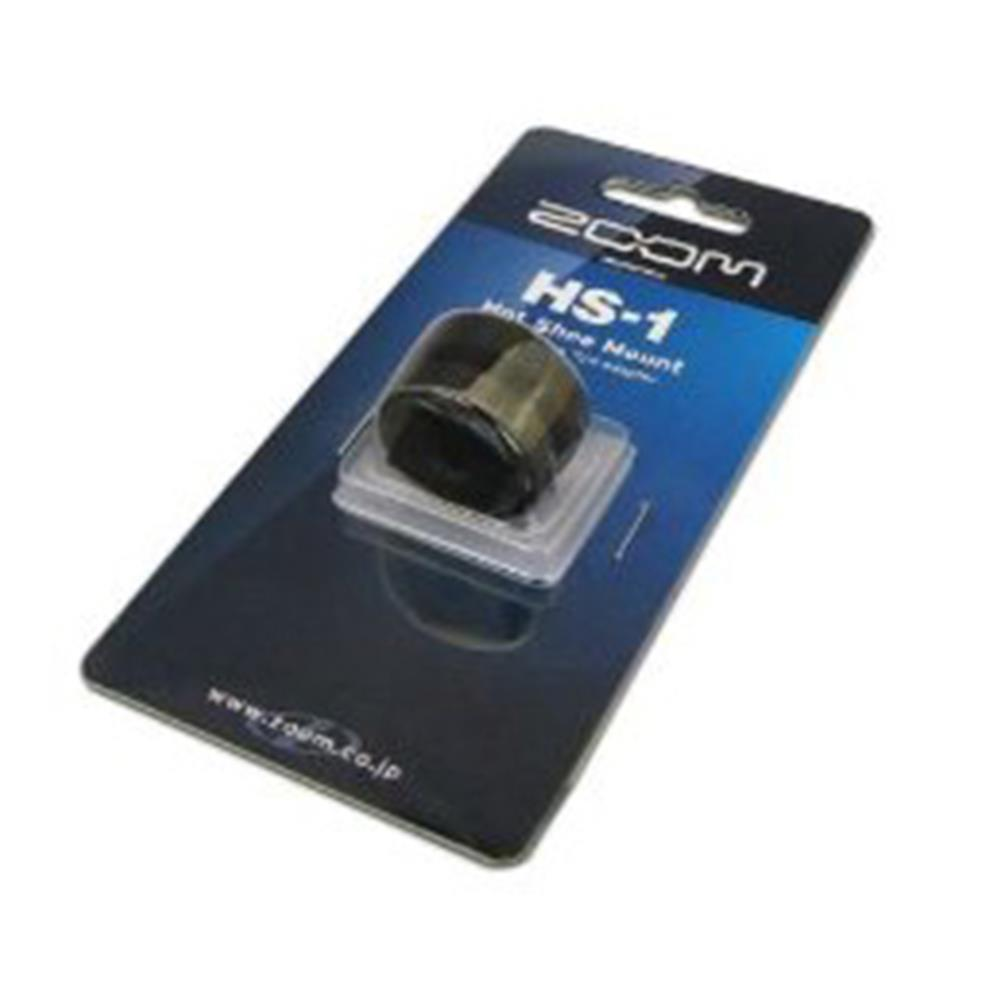ZOOM HS-1 HOT SHOE MOUNT FOR H4N/H1
