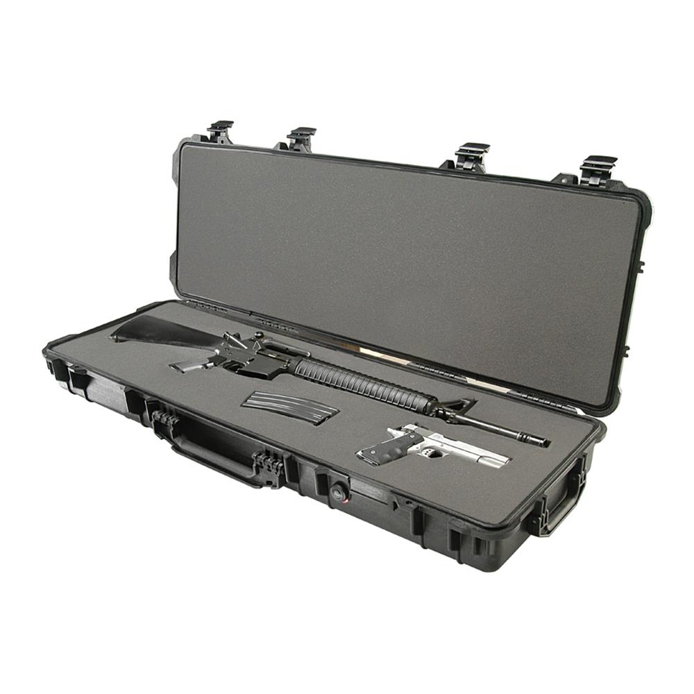 PELICAN 1720 LONG CASE BLACK W/FOAM