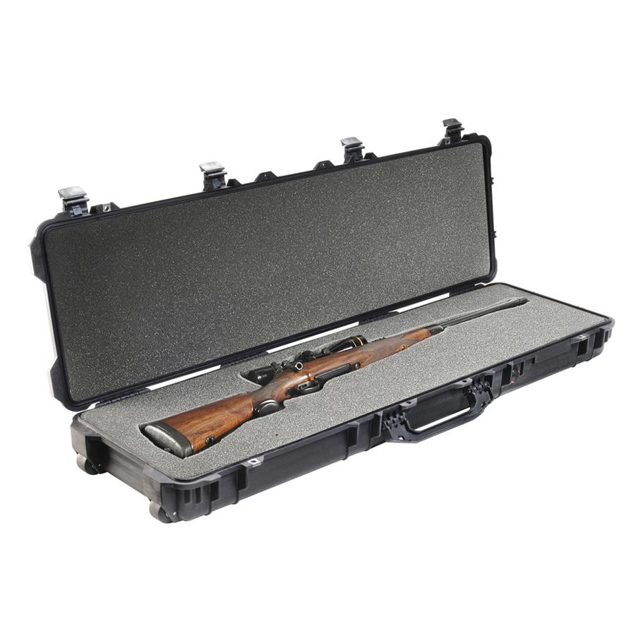 PELICAN 1750 BLACK GUN CASE