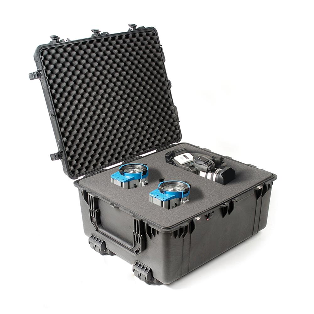 PELICAN 1690 CASE BLACK WITH FOAM