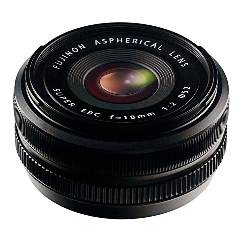Fujinon xf 18mm f2 0r lens