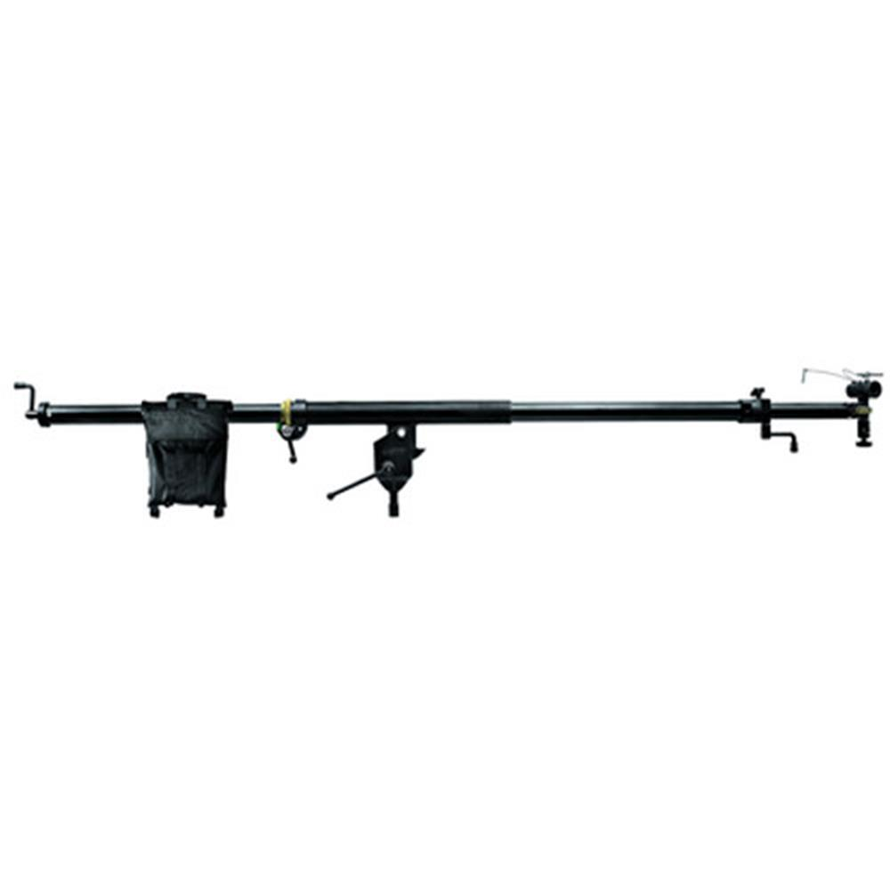 MANFROTTO 425B MEGA BOOM BLACK