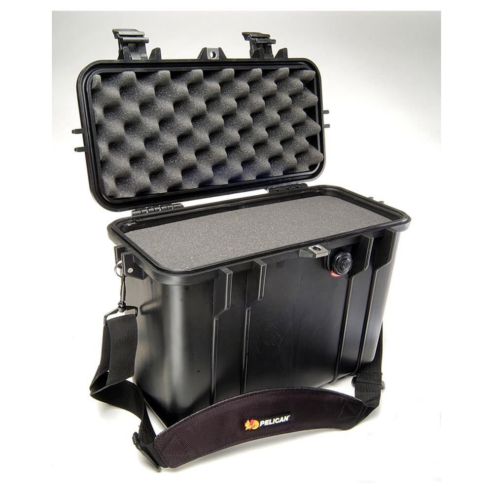 PELICAN PC1430B 1430 CASE W/FOAM BLACK