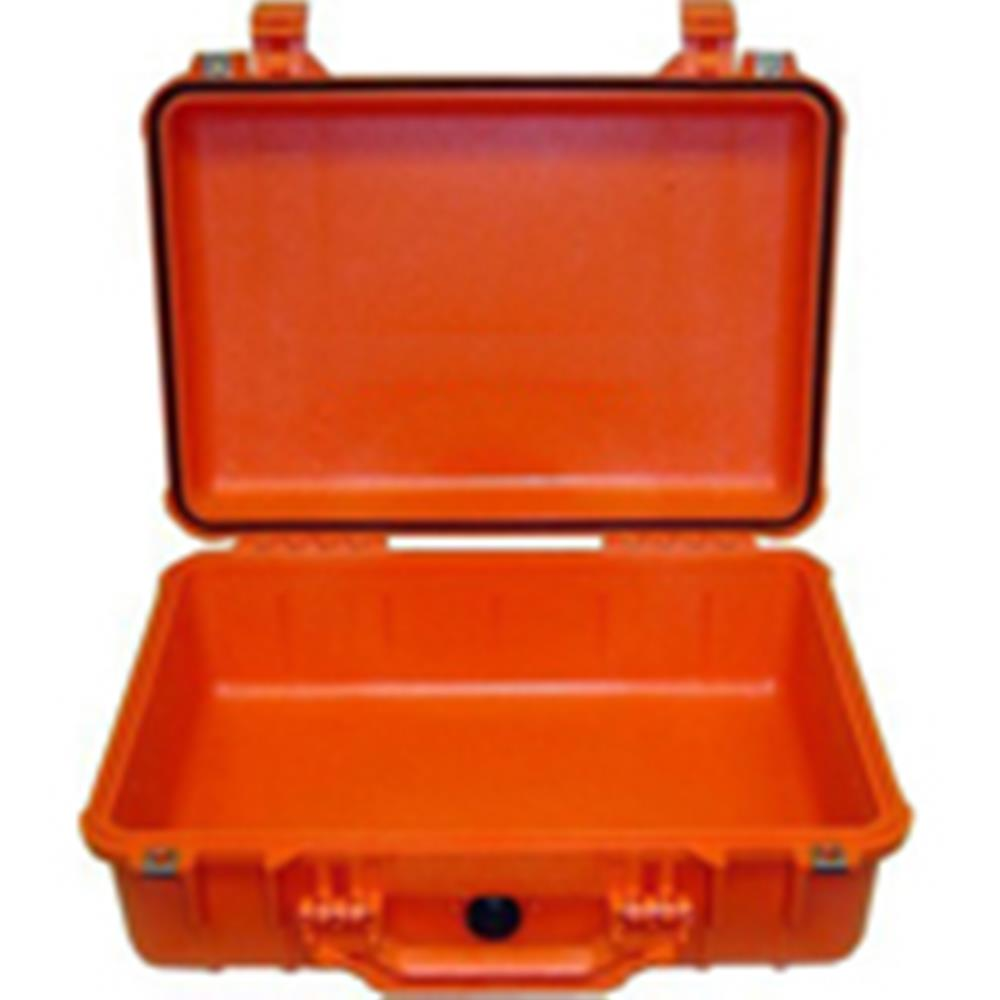 PELICAN PC1500NFO 1500 CASE ONLY ORANGE