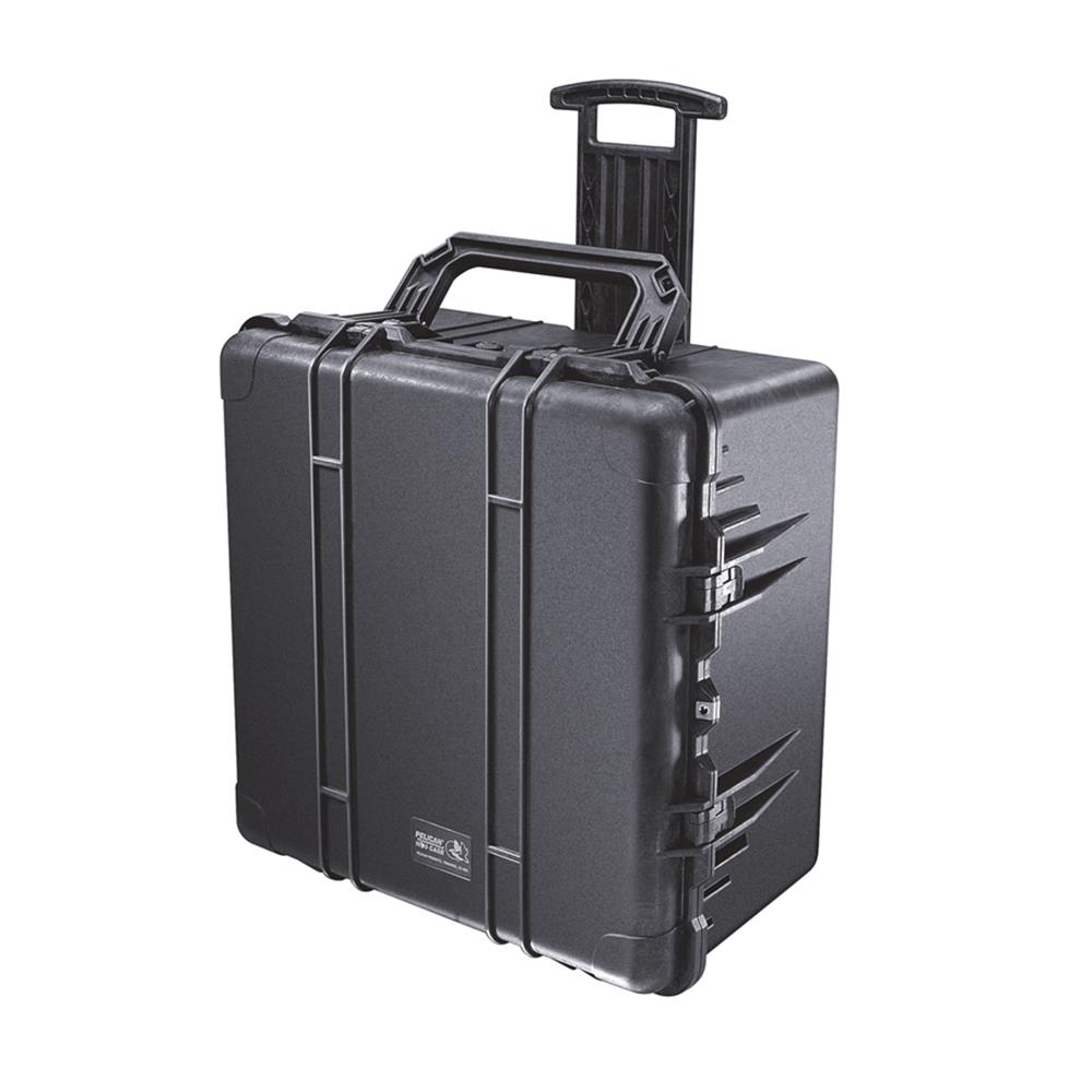 PELICAN 1640 BLACK W/PADDED DIVIDER