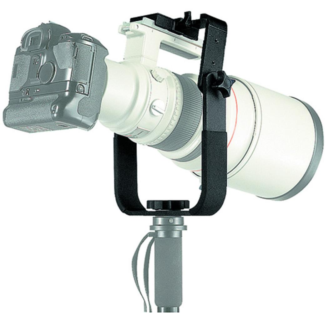 MANFROTTO LONG LENS MONOPOD BRACKET 393