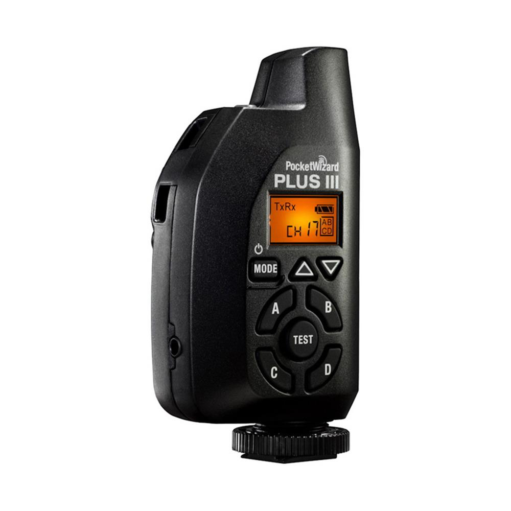 POCKETWIZARD PLUSIII TRIGGER/TRANSCEIVER