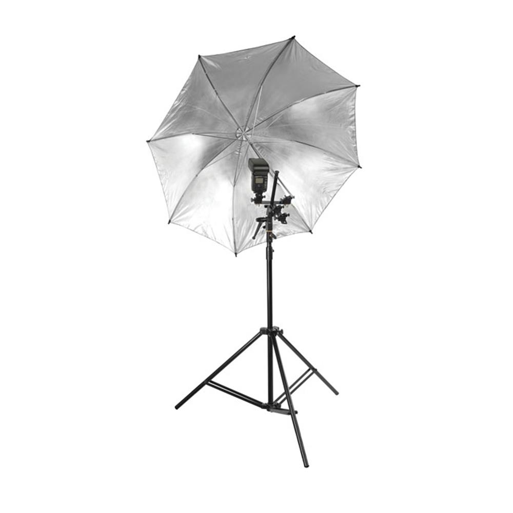 "PHOTOFLEX DUAL FLASH 45"" UMBRELLA PX602"
