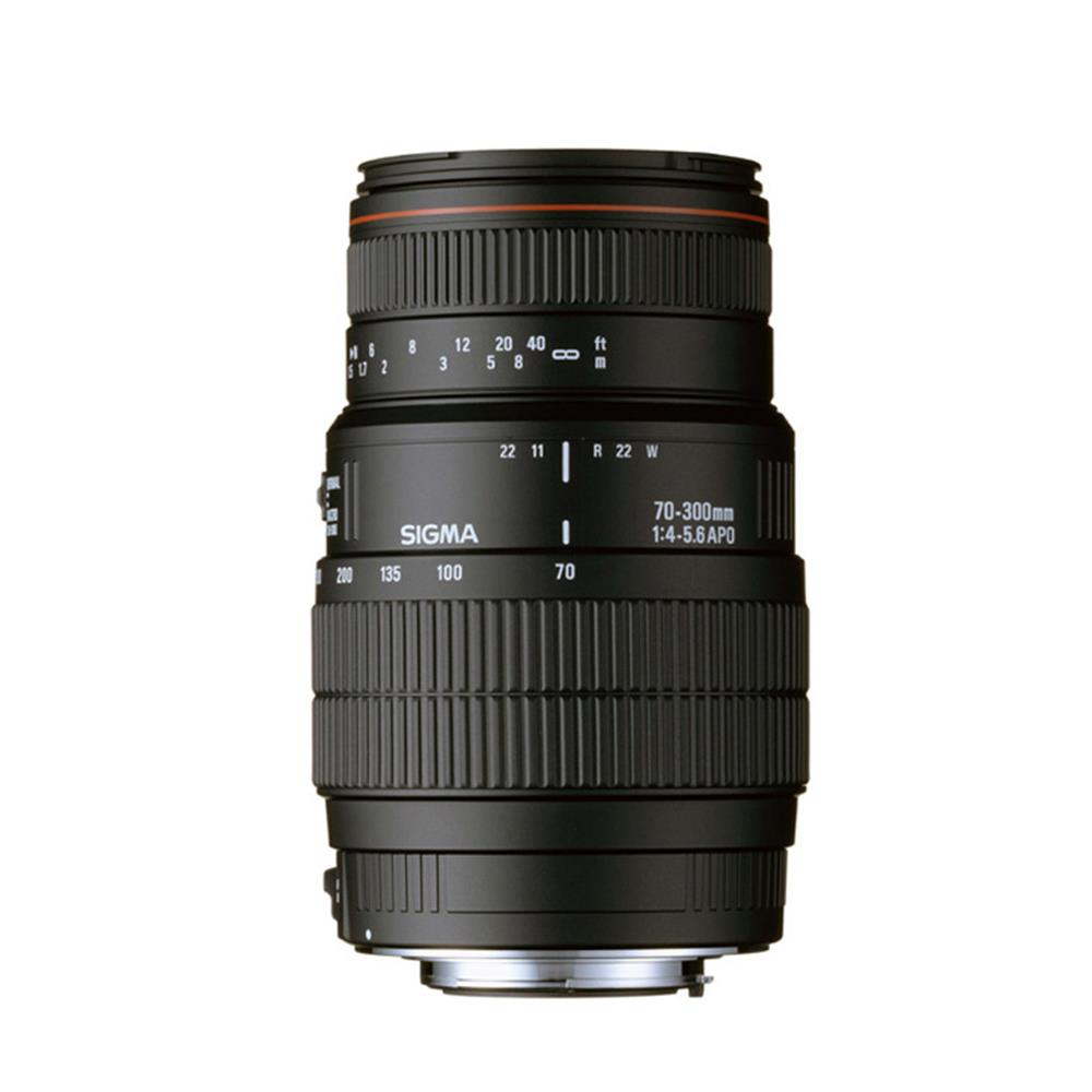 SIGMA 70-300MM F4-5.6 DG NIKON(ALL)