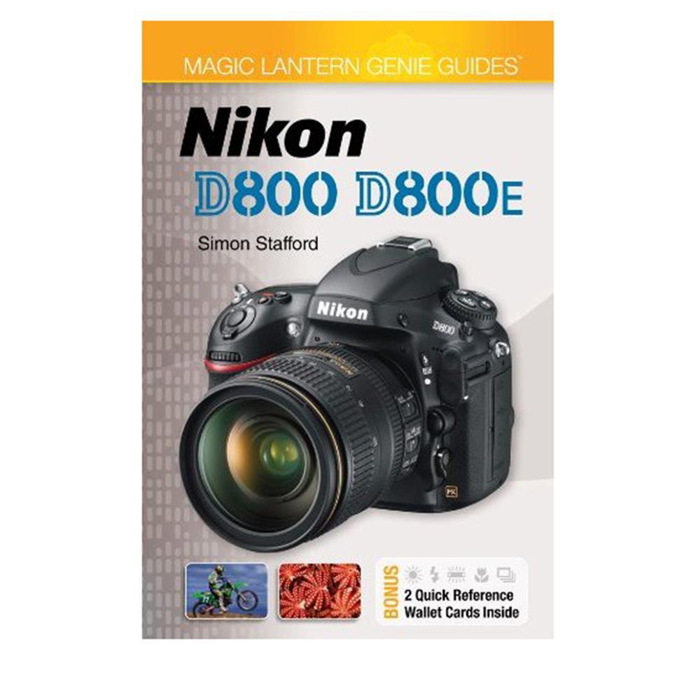 D800 Manual