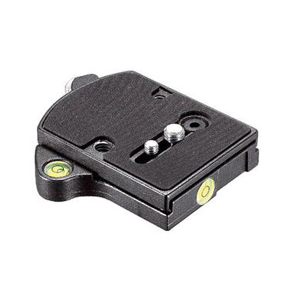 MANFROTTO 394 QUICK RELEASE ADPT W/PLATE