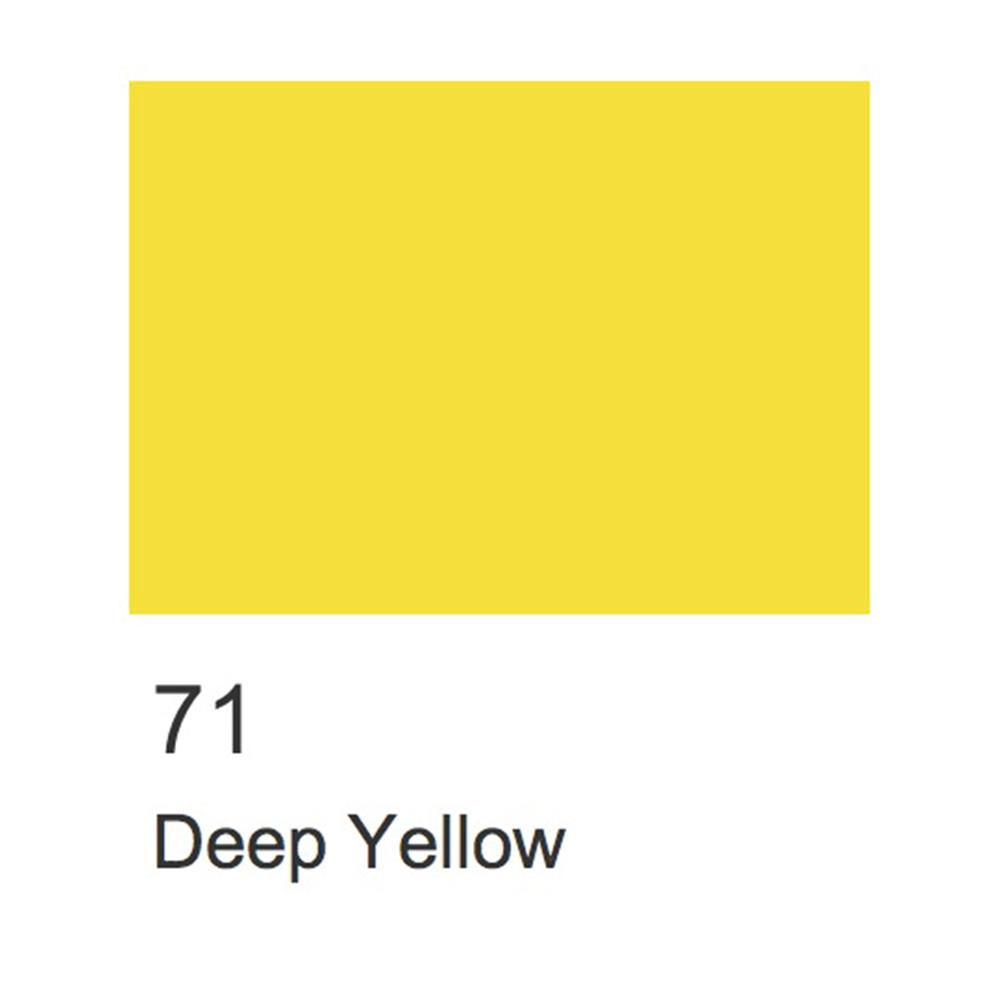 SAVAGE 53IN X 36FT DEEP YELLOW