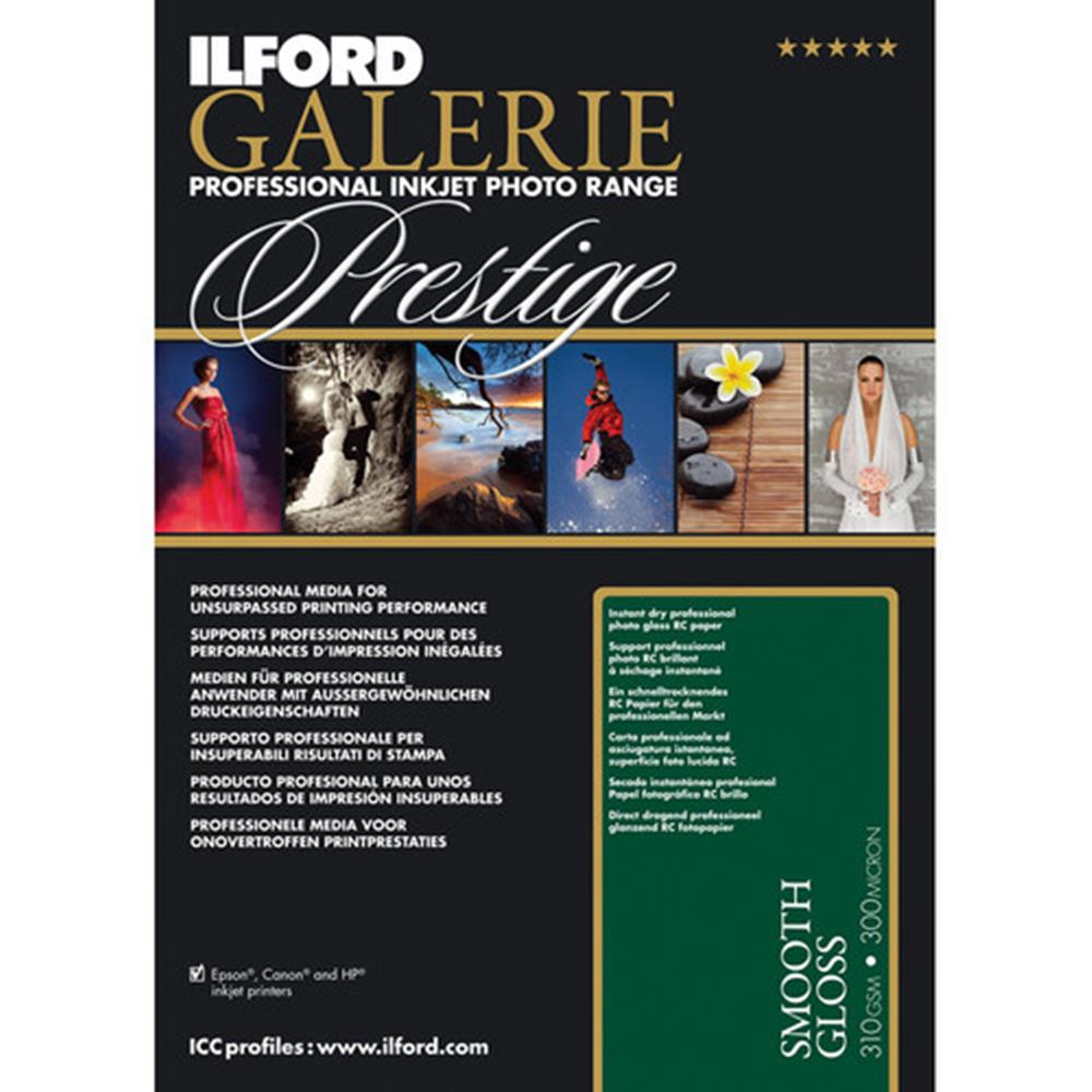 ILFORD PRESTIGE SMOOTH GLOSS 13X19 25SH