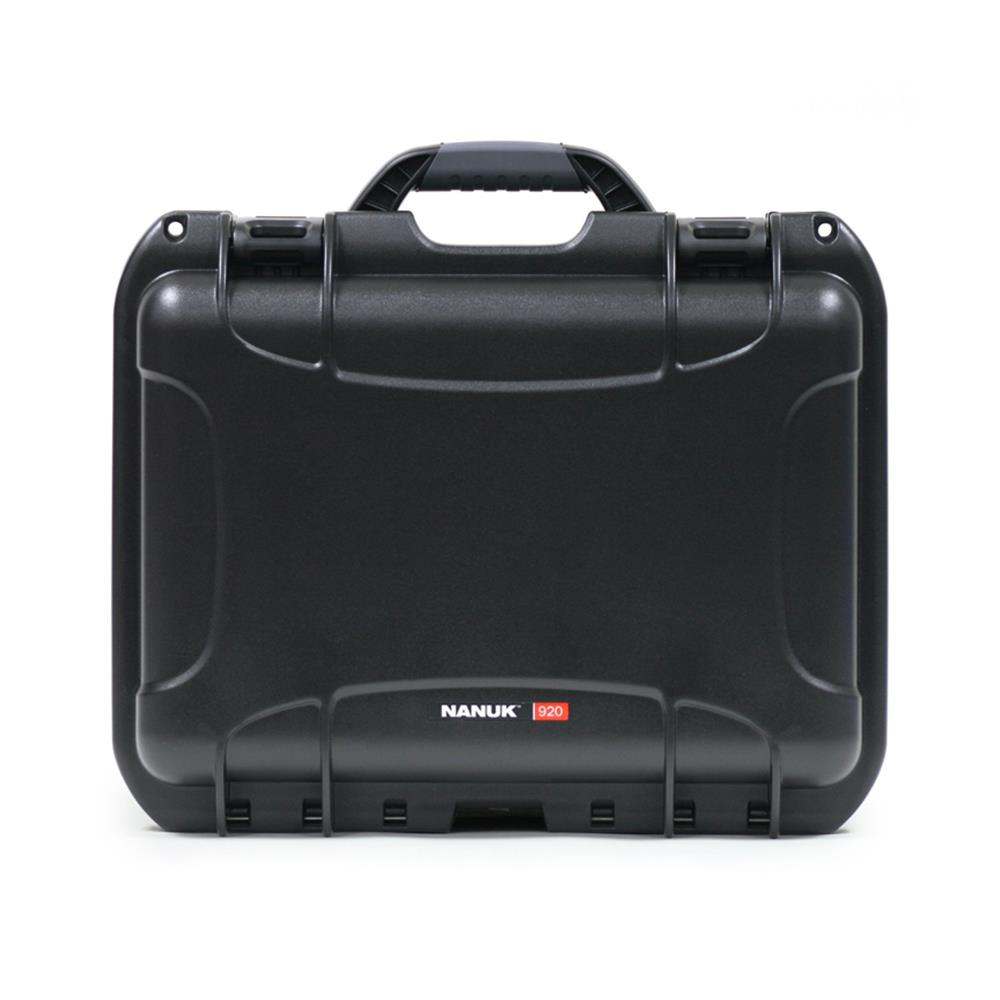 NANUK 920 BLACK WITH FOAM 920-1001