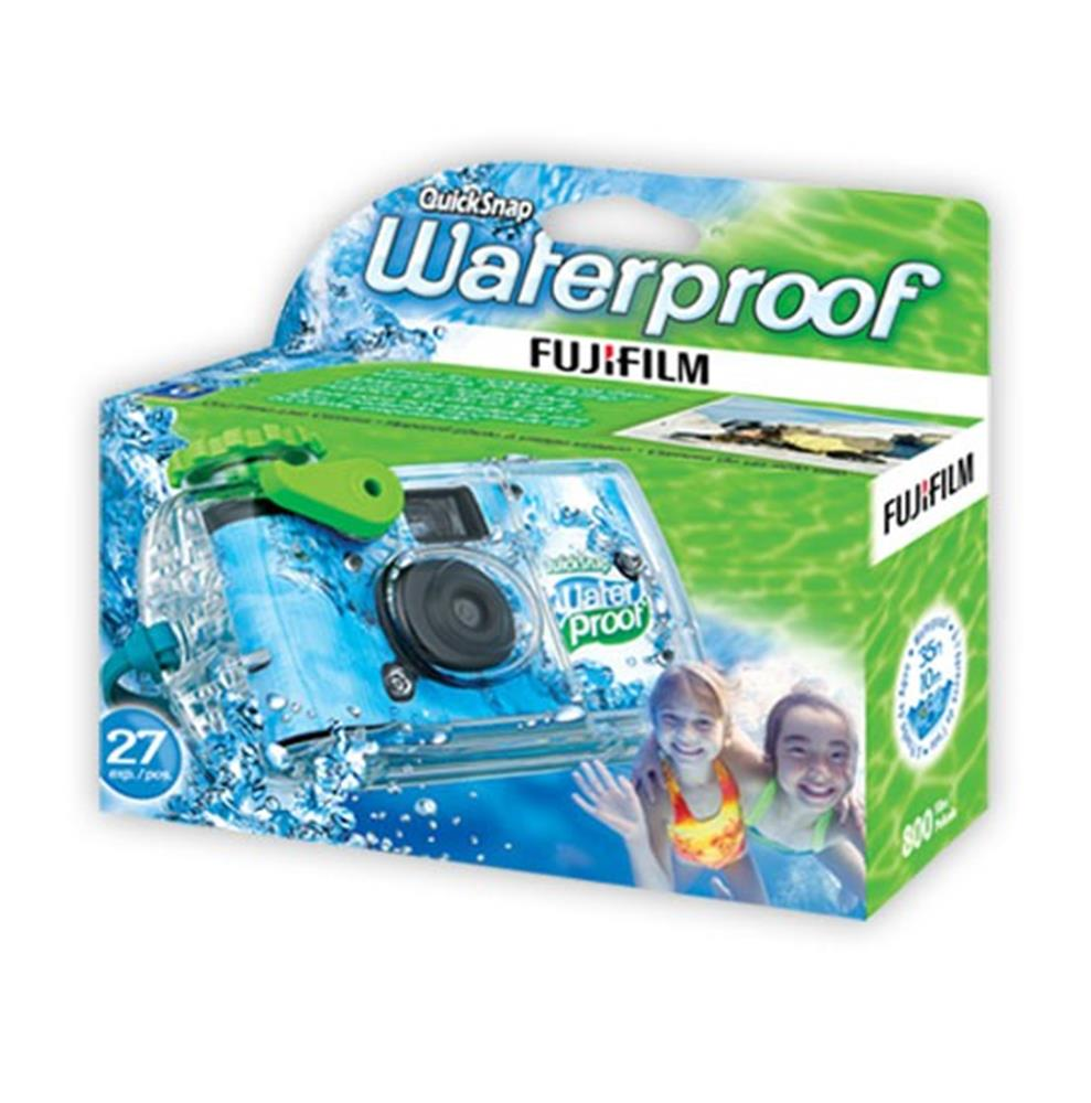FUJI QUICK SNAP WATERPROOF 800 27EXP