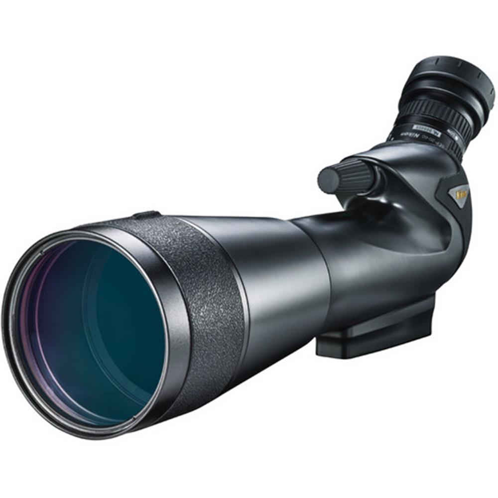 NIKON PROSTAFF 5 60MM ANGLED SPTNG SCOPE