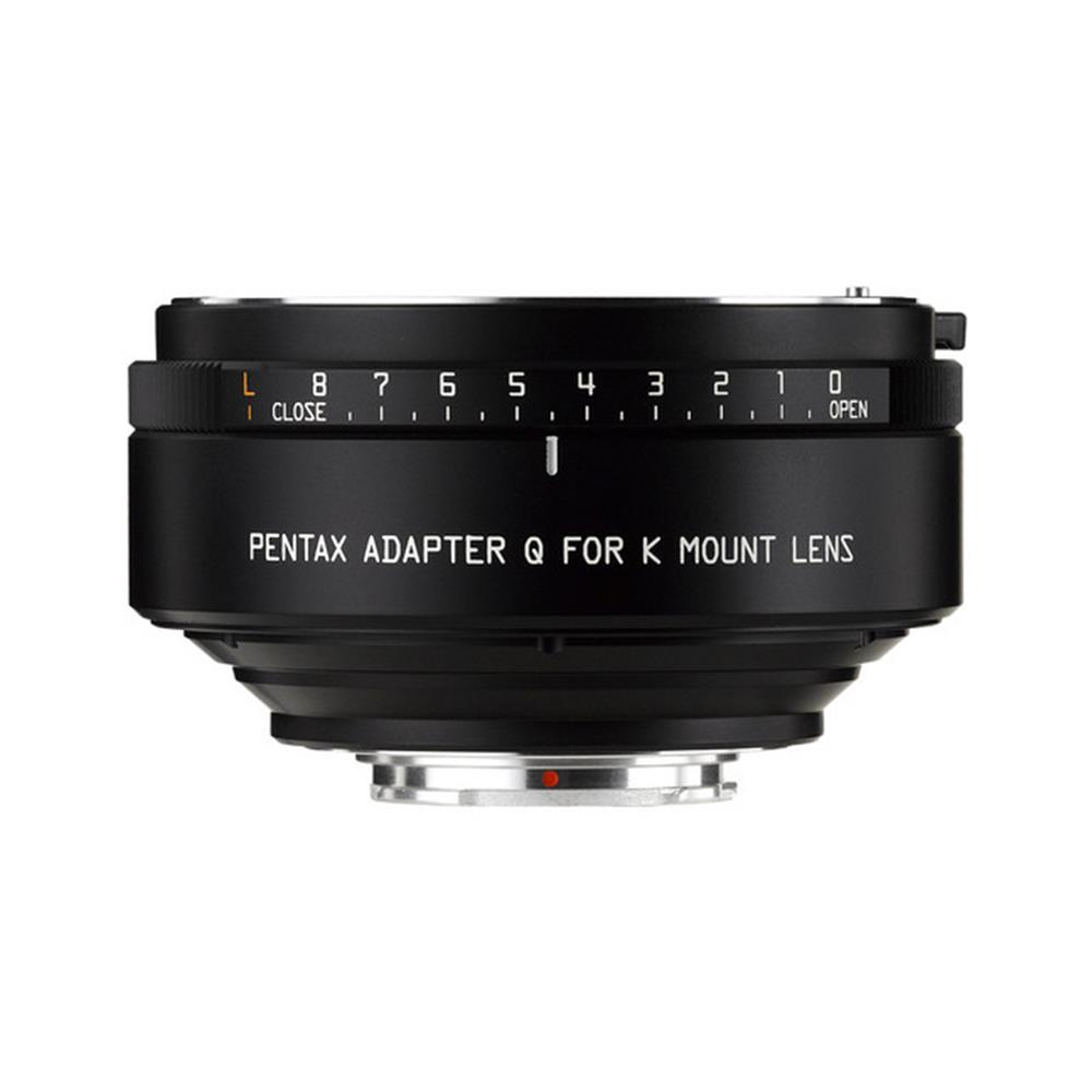 PENTAX ADAPTER Q FOR K MOUNT LENSES