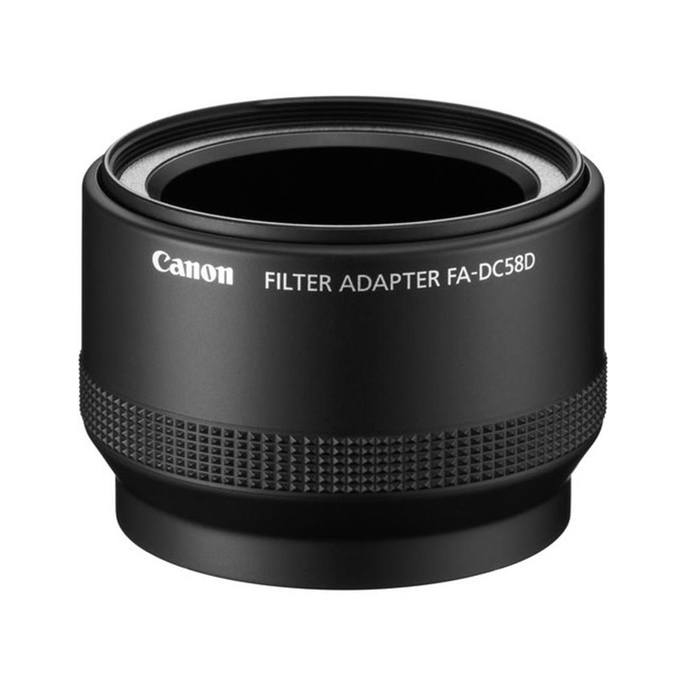 CANON FA-DC58D FILTER ADAPTER G15 (58MM)