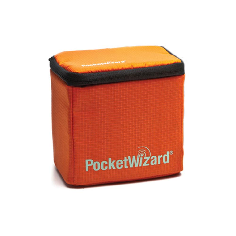 POCKETWIZARD G-WIZ SQUARED CASE ORANGE