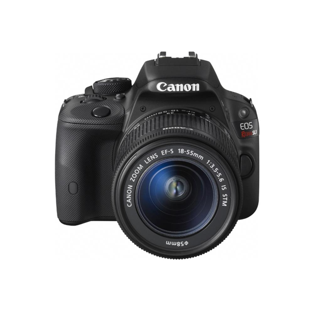 CANON EOS REBEL SL1 W/18-55MM STM LENS