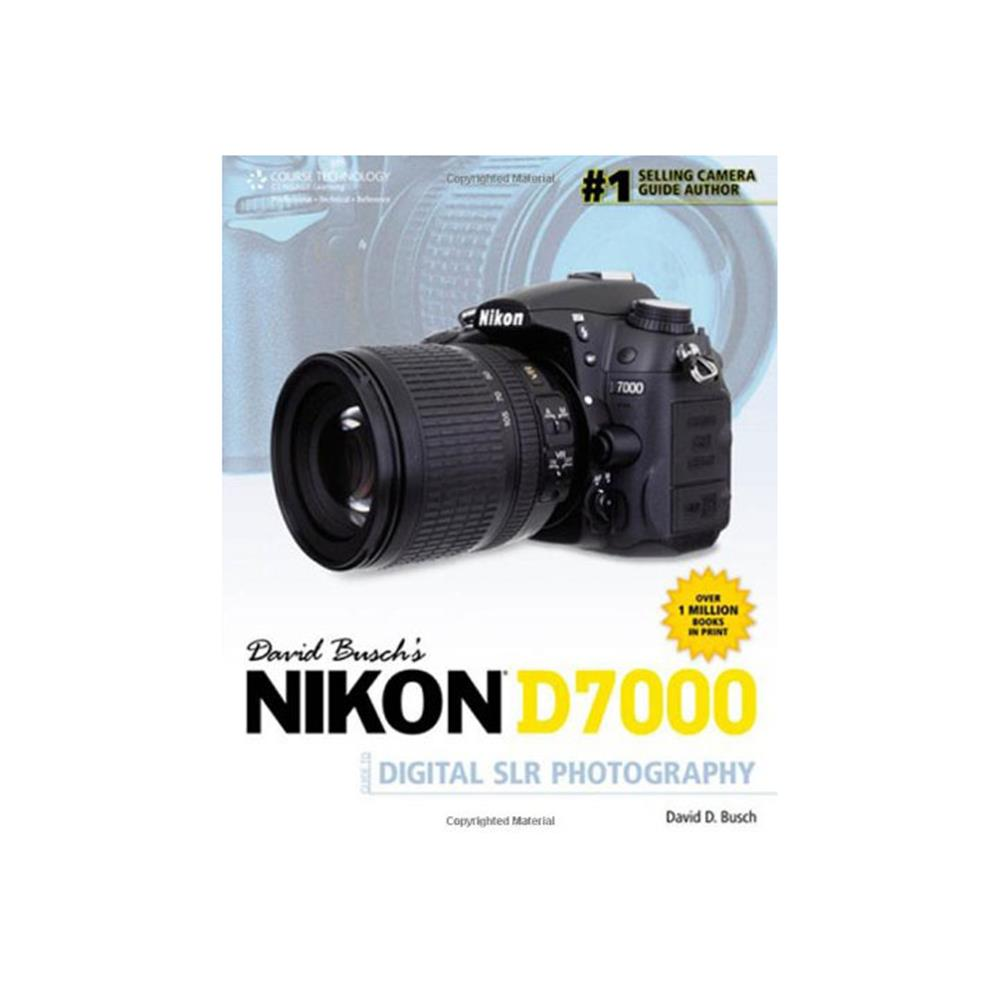 DAVID BUSCH'S NIKON D7100 DSLR PHOTOGRAP