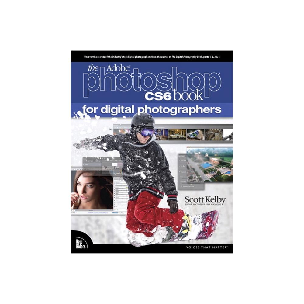 ADOBE PHOTOSHOP CS6 BOOK DIGITAL PHOTOGR
