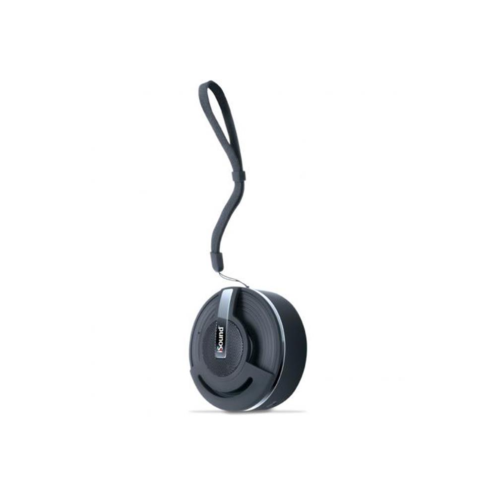 ISOUND HANG ON SPEAKER BLACK