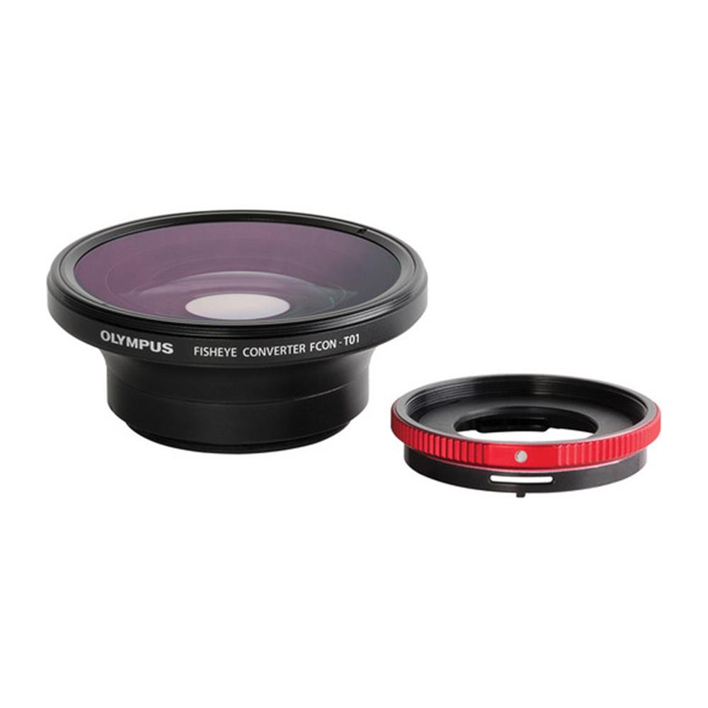 OLYMPUS FISHEYE TOUGH LENS PACK W/ADAPT