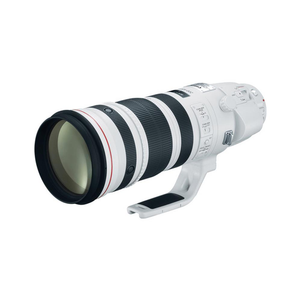 CANON EF 200-400MM F4L IS USM EXT 1.4X