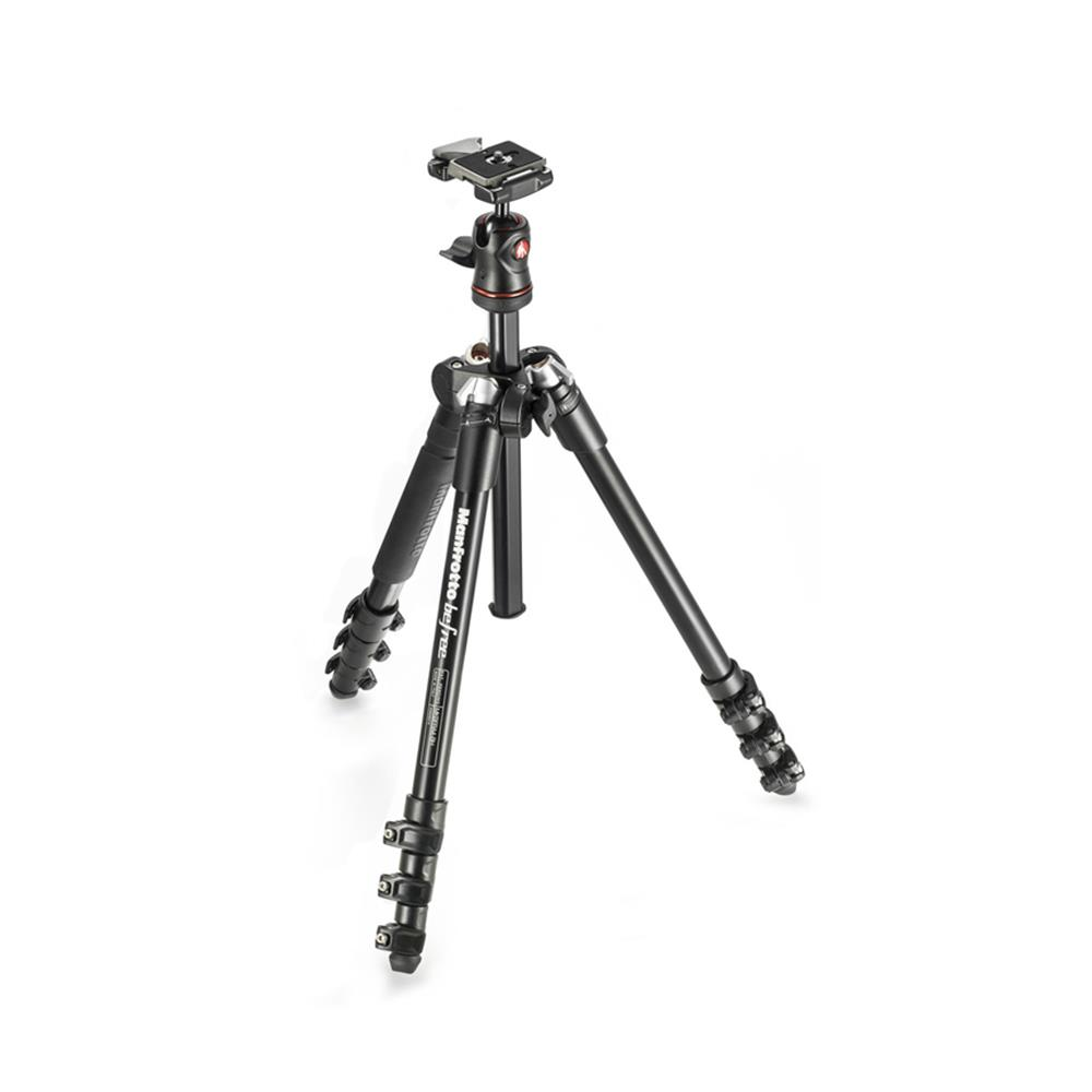 MANFROTTO BEFREE TRAVEL TRIPOD W/BH +BAG