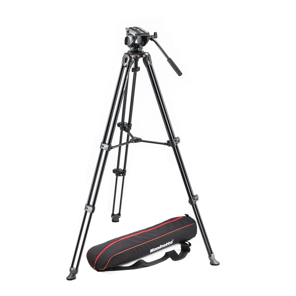 MANFROTTO MVT500AM TPOD,500A HEAD W/BAG