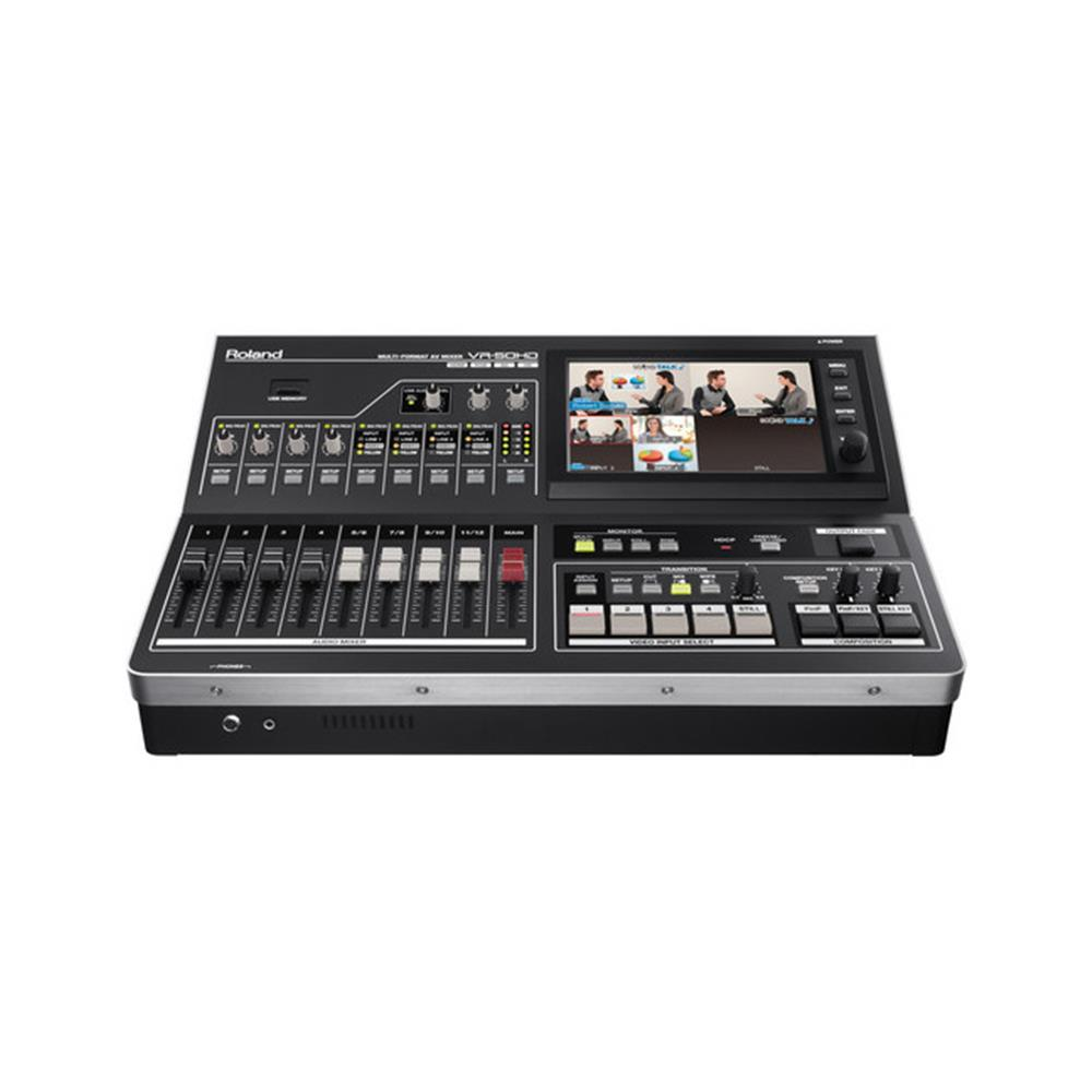 ROLAND VR-50HD MF ALL-IN-ONE A/V MIXER