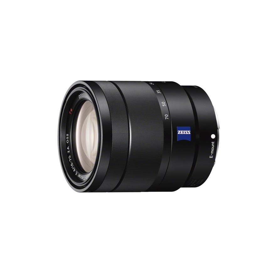 Sony SEL 16-70mm F4 Zeiss OSS Lens