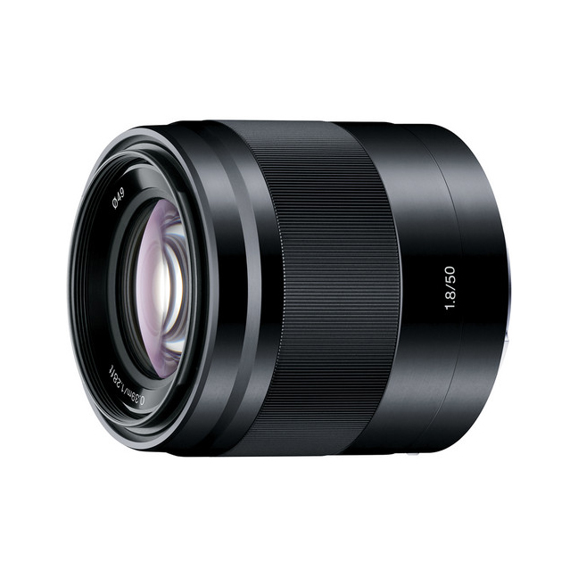 Sony SEL 50mm F1.8 OSS Lens