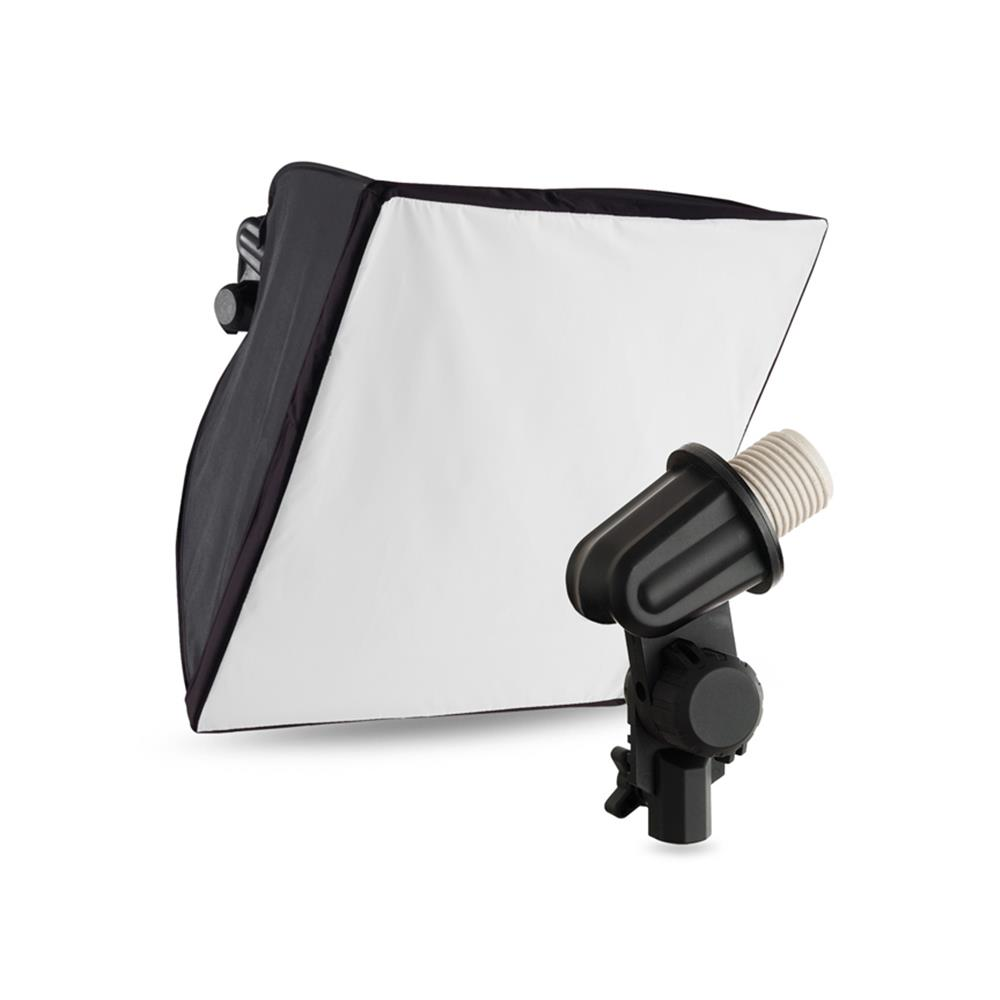 "PHOTO ULITE HEAD W/ 20"" SOFTBOX"