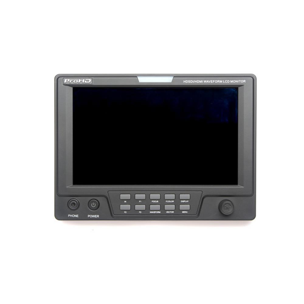 "JVC DT-X71FI PROHD 7"" LCD FIELD DISPLAY"