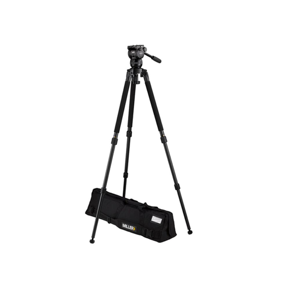 MILLER COMPASS 12 SOLO 2-STAGE TRIPOD 1876